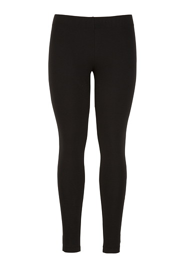 Black Ankle Leggings - maurices.com
