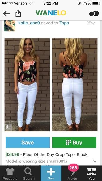 tank top white pants
