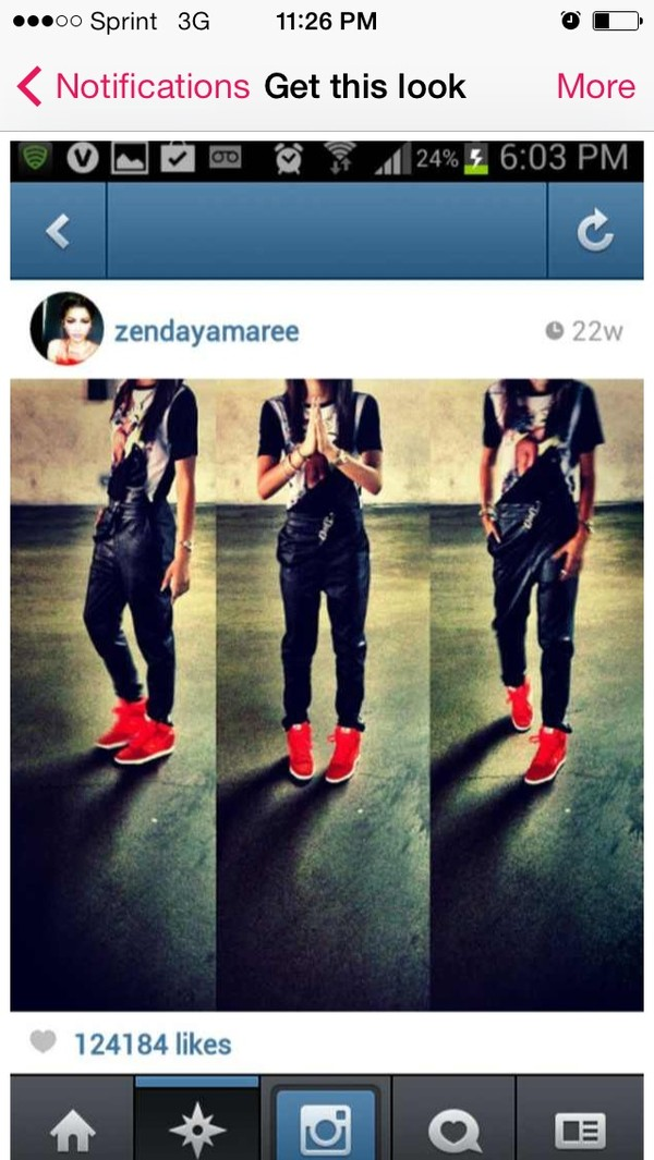 shoes zendaya jeans shirt