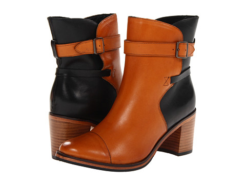 Wolverine Bonny Pull On Boot Black/Tan - Zappos.com Free Shipping BOTH Ways