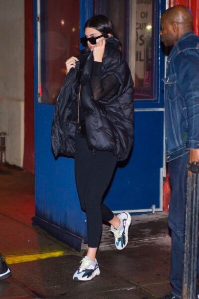 kylie jenner adidas sneakers