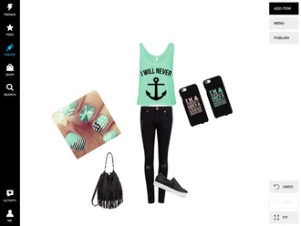 bag fringed bag aztec nails phone cover mint jeans shoes
