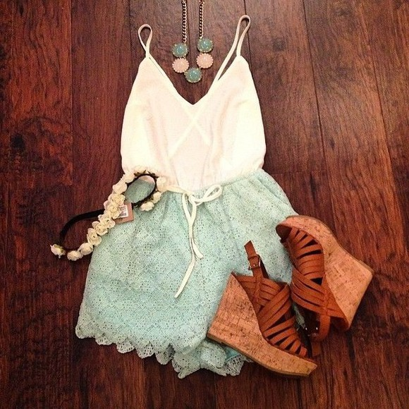 shorts cute summer outfits