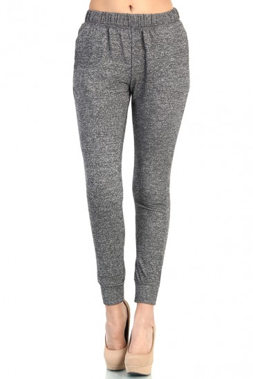 OMG French Terry Sweatpants - Washed Gray