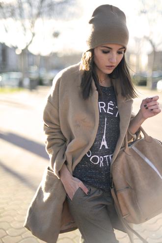 lovely pepa t-shirt pants coat shoes bag hat jewels
