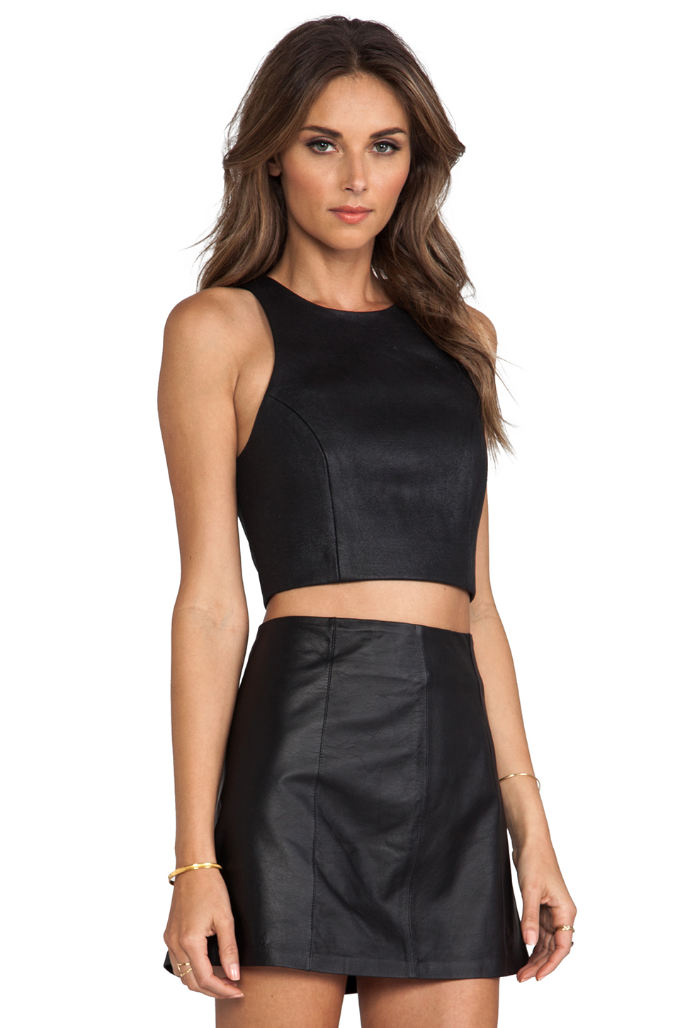Cameo soul fire top in black from revolveclothing.com