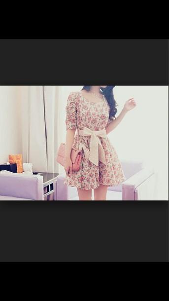 dress floral dress