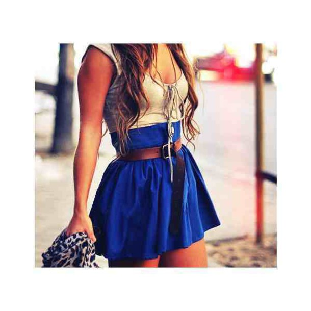 dress top bag skirt