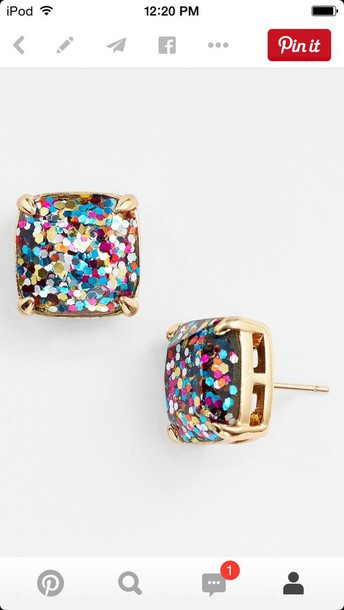 jewels multicolor earrings