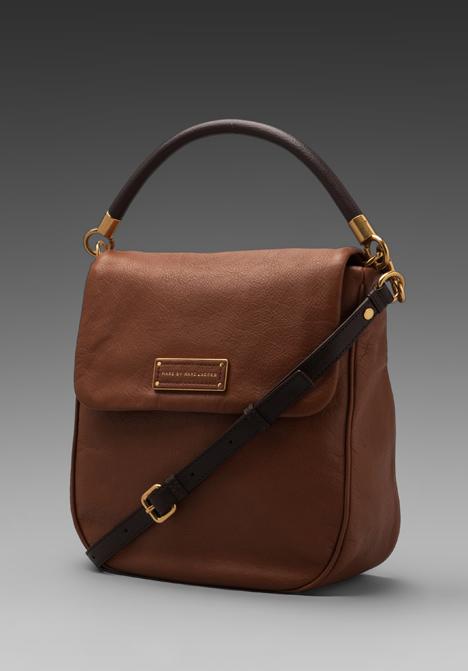 5a66ea2d2c bag, purse, brown, clothes, shoes, shirt, sweater, blouse, marc jacobs,  comfy, leather, cute, marcjacobs, fashion, bag, t-shirt, marc by marc jacobs,  black, ...
