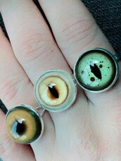 jewels,eye ring,eye,ring,eye rings,eyes,bloody eye,blood,monster eyes,monsters,round,yellow