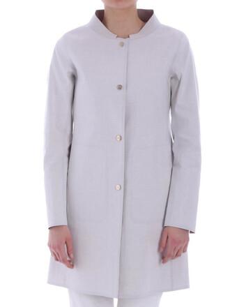 overcoat white coat