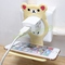 Smart bear foldable phone charger holder hanging wall charger stand cradle rack shelf hook for cellphone mobile phone iphone 6-in holders & stands from phones & telecommunications on aliexpress.com | alibaba group