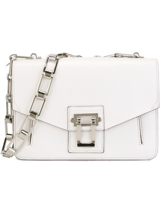 bag shoulder bag white