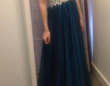 Custom made prom dresses, evening d..