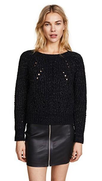 Iro sweater black