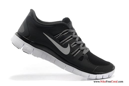 Nike free run 5.0 for womens black