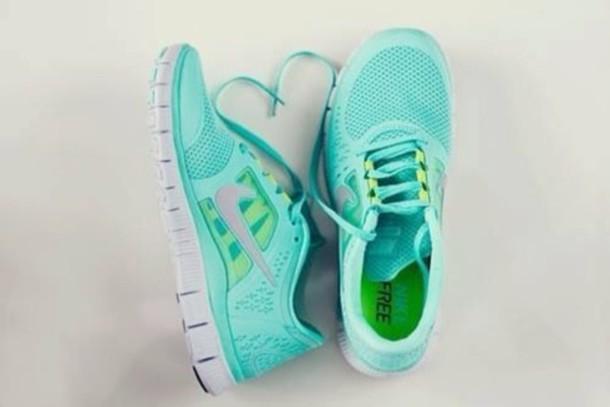Shoes: carolina blue, nike, running shoes, workout shoes, women s nike