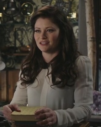 shirt belle white collared emilie de ravin once upon a time show