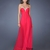 Elegant Sweetheart Empire Beadings Chiffon Prom Dress PD11455
