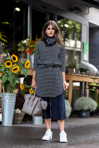 the fashion fraction blogger dress belt shoes bag