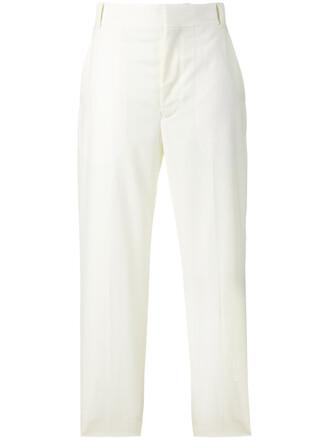 women cotton wool yellow orange pants