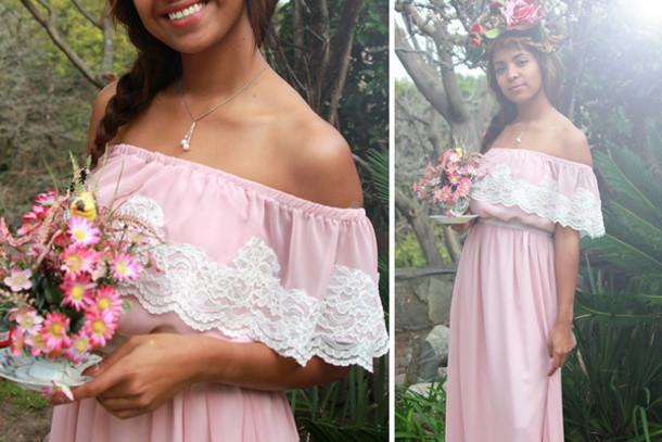 Rustic Bridesmaid Dresses