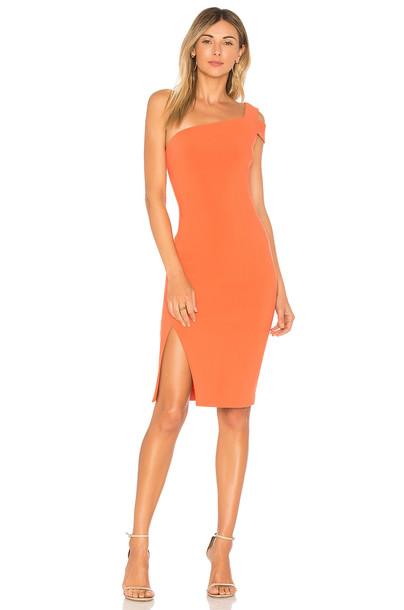 Likely dress orange