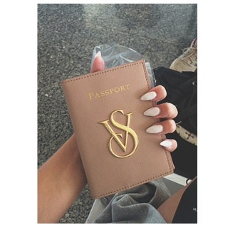 home accessory victoria's secret passport cover