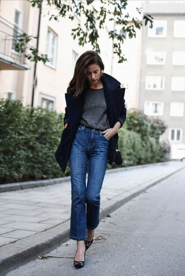 Fall Outfits Tumblr Flare Jeans - Shop for Fall Outfits Tumblr ...