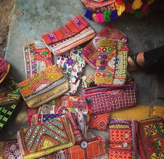 bag indie bag gypsy bag gypsy indie indie boho gypsy style pouch wallet