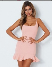 dress,girly,girl,girly wishlist,pink,pink dress
