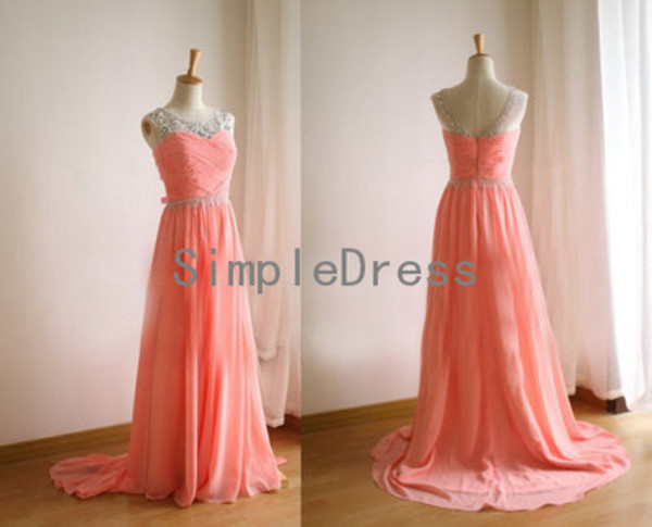 coral party dress long evening dress coral evening dress coral bridesmaid dress evening dress 2014 2014 evening dress long party dress party dress 2014 party dresses long prom dress prom dress prom dress prom dress ball gown dress evening dress starry night