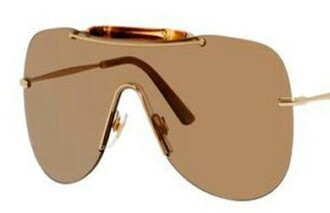 sunglasses gucci without frame orange no frames dope wishlist