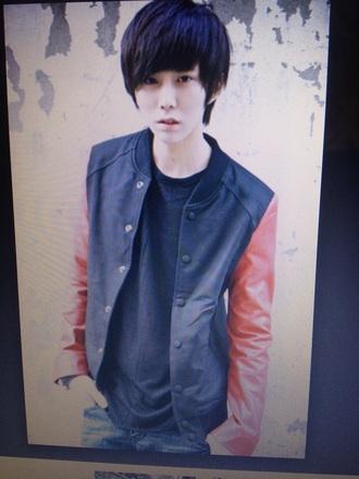 jacket kpop korean style swag boy tumblr ulzzang korean fashion swag jacket