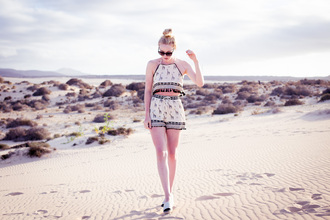 the limits of control blogger shorts top shoes