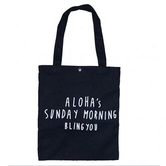bag letters bags black black bag fashion fashion bags bling you bags custom bags canvas bag tote bag