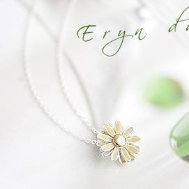 Click to enter, receiving $5 coupons for free! fresh small daisy flower charm necklace men jewelry necklaces & pendants A11-inPendant Necklaces from Jewelry on Aliexpress.com