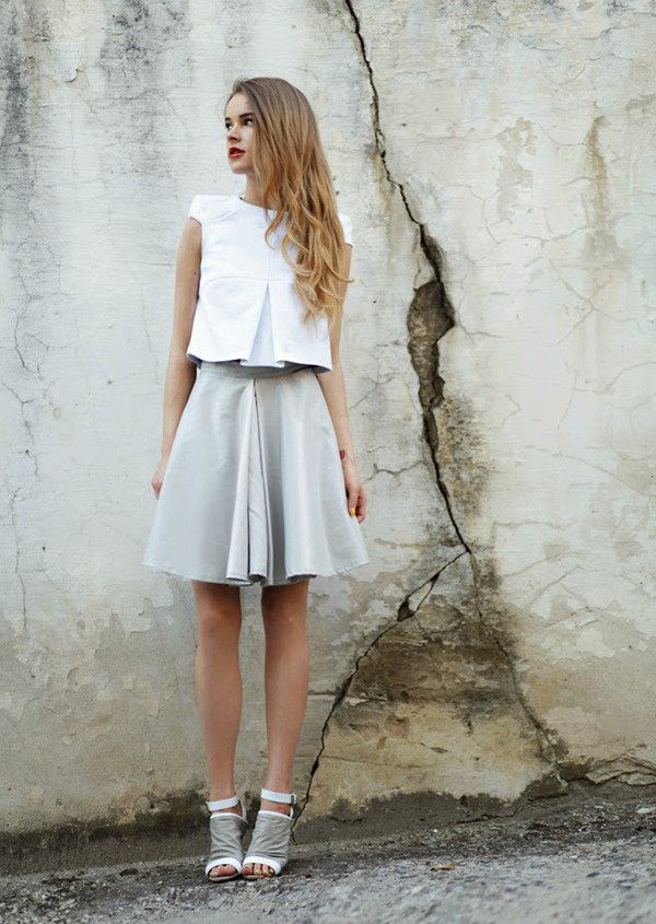 madame julietta top skirt shoes
