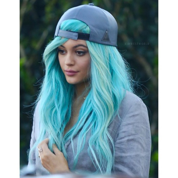 hat grey kylie jenner baseball cap hair accessory 058d4dbd0d8