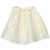 ROMWE | High-waist Bud Puff White Skirt, The Latest Street Fashion