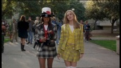 cardigan,cher,clueless,cher horowitz,vintage,dion,stacey dash,plaid