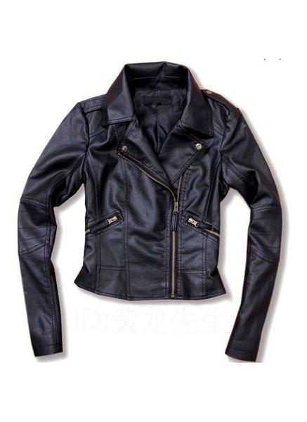 Billie zip biker jacket
