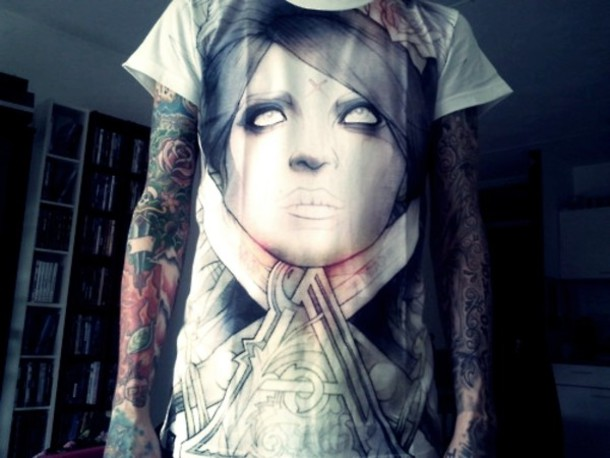 t-shirt clothes tumblr fashion model awesome