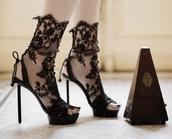 shoes,black,lace,high heels,blaack lace,black lace heels,black lace,black high heels,black heels,black  high heels,black lace high heels,strappy heels,lace stiletto