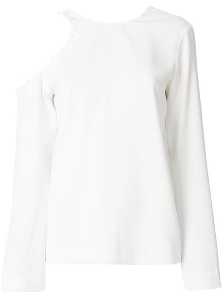 Iro blouse women white top