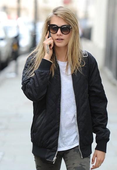 cara delevingne jacket