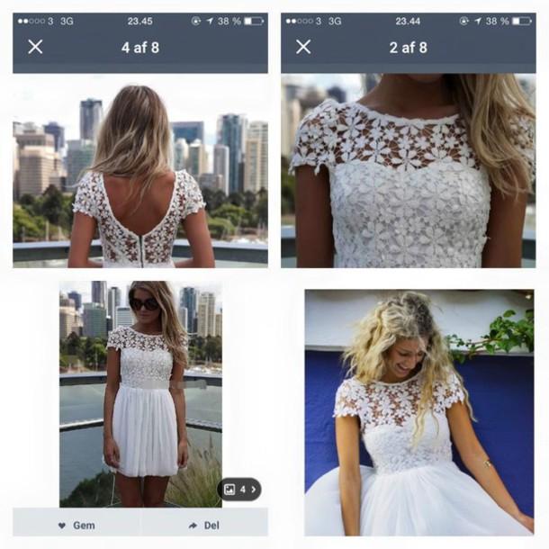 dress dress white dress white short