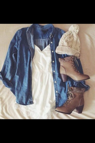 shirt denim shirt button up blouse shoes blouse jacket