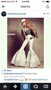 white jeans,white pants,fashion,designer,runway,model,white,creamy,creamy white,style